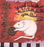 Year of the Rat art
