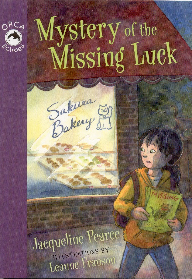 Mystery of the Missing Luck   wild ink