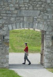 Fort Erie gate