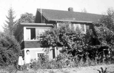 Joy Kogawa House c 1938